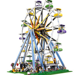 LEGO Creator Ferris Wheel_10247_Back_01