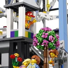 LEGO Creator Ferris Wheel_10247_Back_03