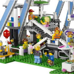 LEGO Creator Ferris Wheel_10247_Back_06