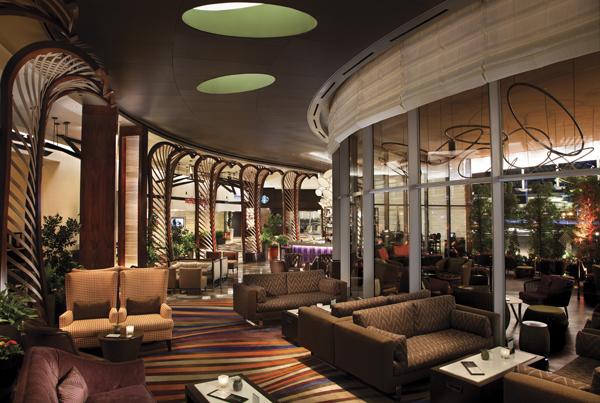 Vdara Vice Versa Lounge Las Vegas