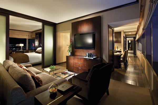 Vdara Corner Suite Las Vegas