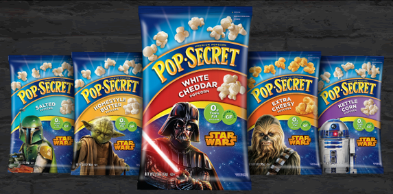 Pop Secret PopWars Pre-Popped PopCorn
