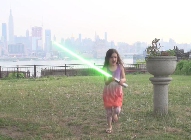 Star Wars A New Hope Fan Movie