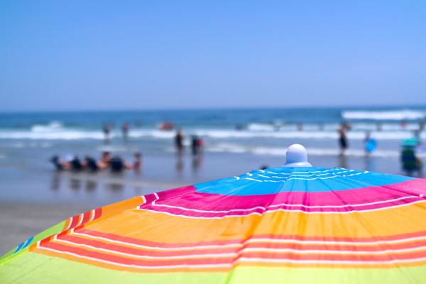 Beach Umbrella_Wildwood NJ