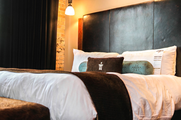 Iron Horse Hotel Milwaukee Review