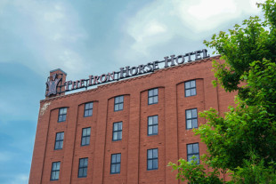 Great Hotels: The Iron Horse Hotel in Milwaukee