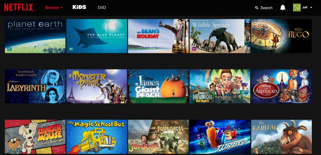 Netflix StreamTeam Road Trip Playlist