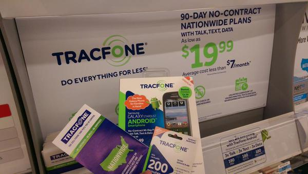 TracFone Samsung Galaxy Stardust Activation