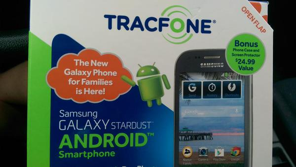 TracFone Android 3x Minutes Activation