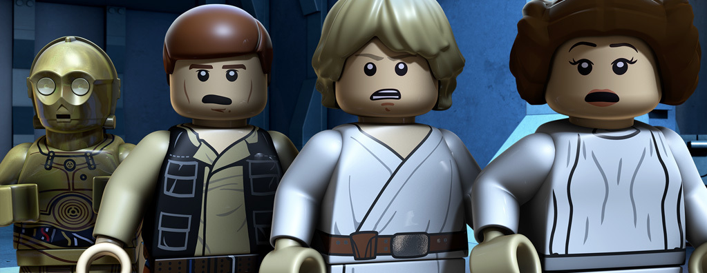 LEGO Star Wars Droid Tales Character Lineup
