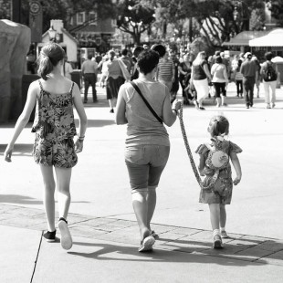 Should You Put Your Kid on a Child Leash at Disney World…or Anywhere Else?
