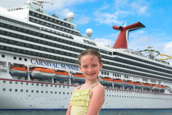 Carnival Sunshine Review grand turk