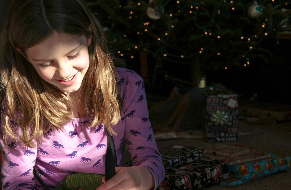 Stories of Kids believing in Santa