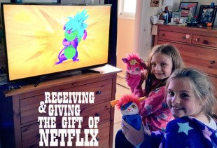 Giving The Gift of Netflix (And Chill, If You're So Inclined)
