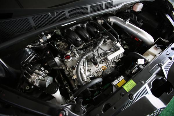 11 Sienna RTuned Engine