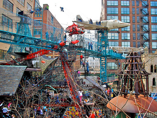 13 Travel Experience Kids Should Have Before They Grow Up_St Louis City Museum
