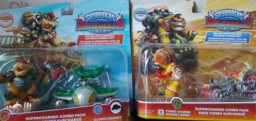 Skylanders Superchargers Giveaway of Turbo Charged Combo Packs Amiibo Giveaway Free