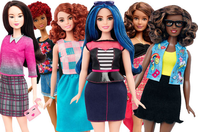 The New Barbies