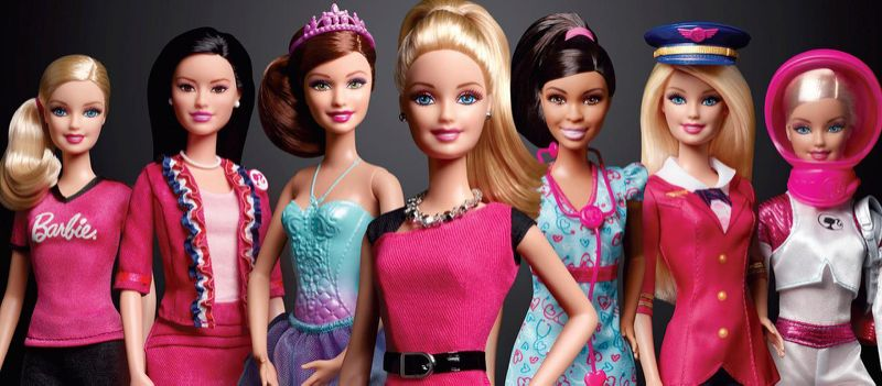 The Old Barbie Careers