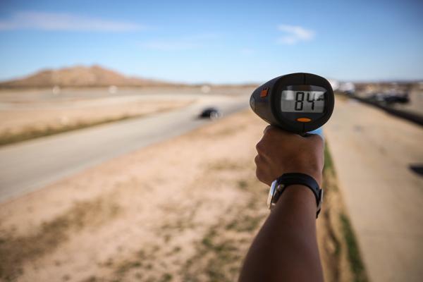 Toyota Sienna R-Tuned Real Performance_Speed Gun