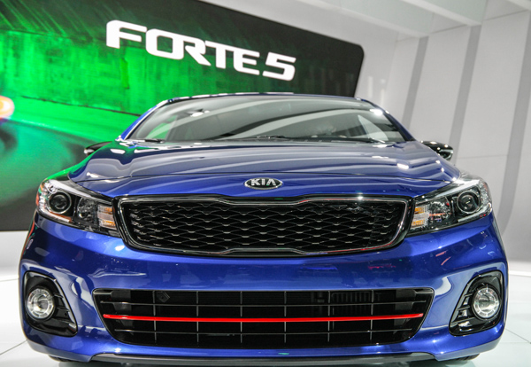 2016 Kia Forte Best First Car for Kids