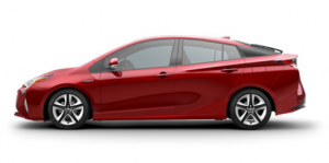 2016 Redesigned Toyota Prius Best First Cars for Kids