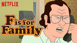 Netflix Skip the Big Game F is for Family