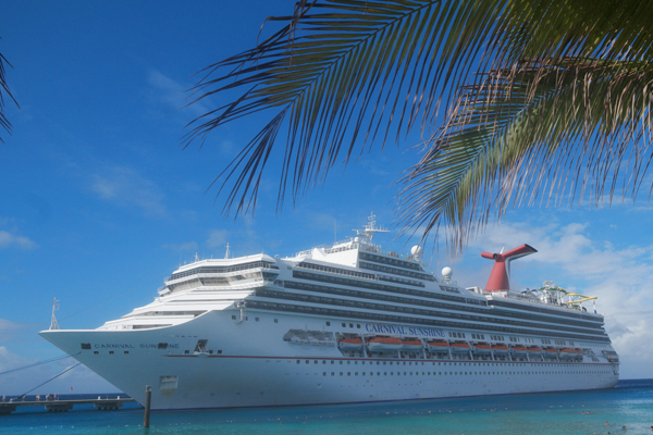 Carnival Cruise Sunshine Grand Turk