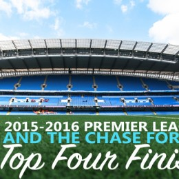 The Chase for a Top Four Finish