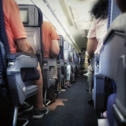 7 Things You Better Not Do On A Plane