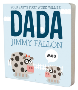 Jimmy Fallon Dada Book