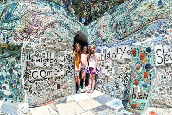 Wyndham Passport to my city philadelphia_magic gardens