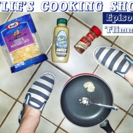 Julie's Cooking Show Episode 1 — Flimmage