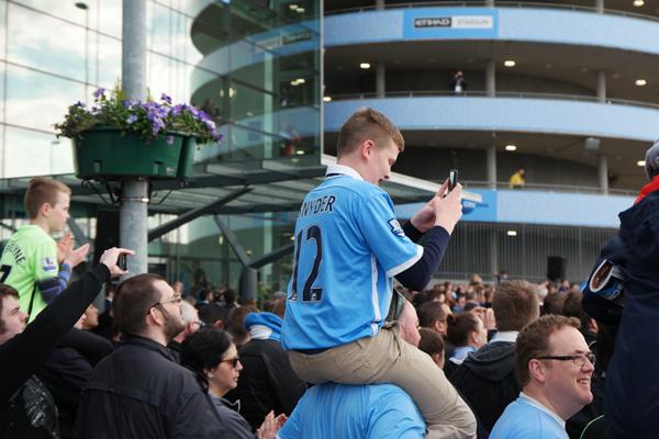 Manchester-Derby-Fan