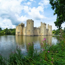 The Best Medieval Castle in England