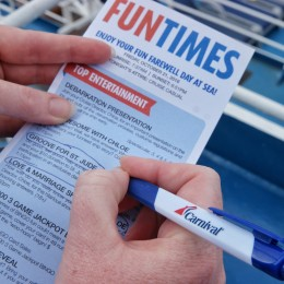 The Mighty Pen: Carnival Cruise Ships