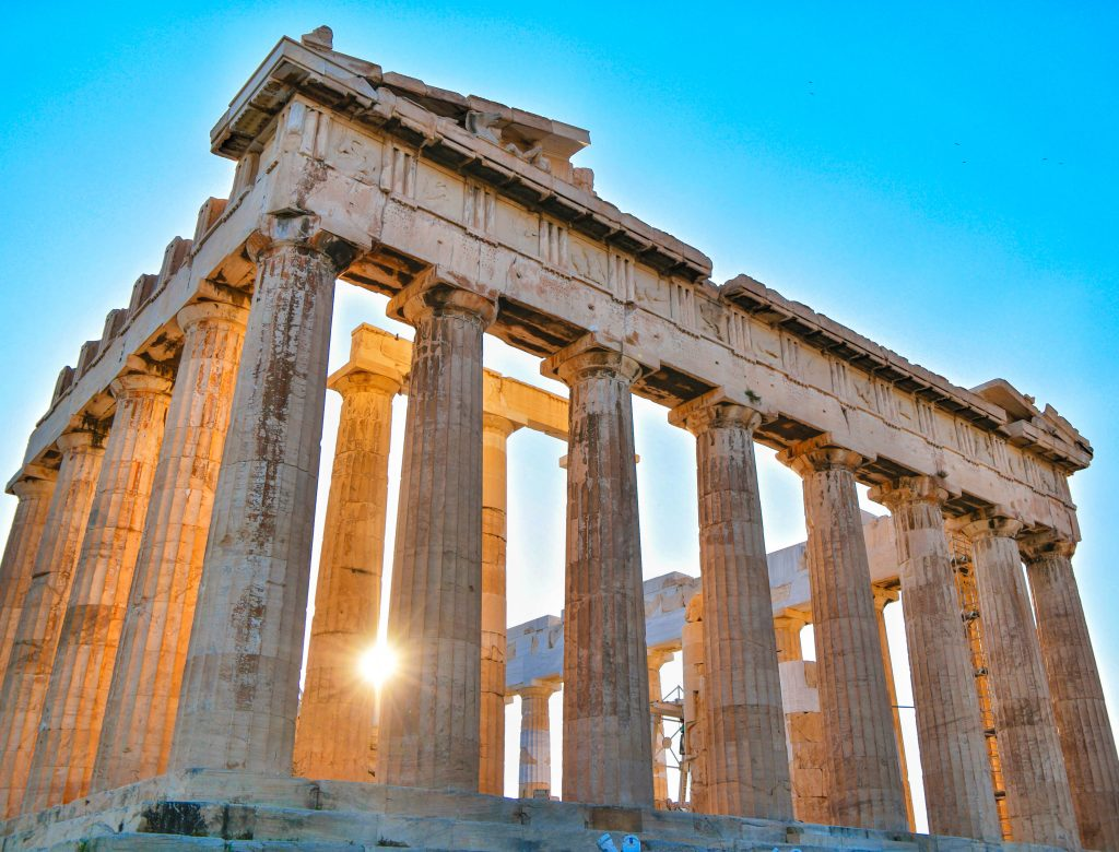 Photography Tip How To Take Better Photos Right Now Athens-Parthenon