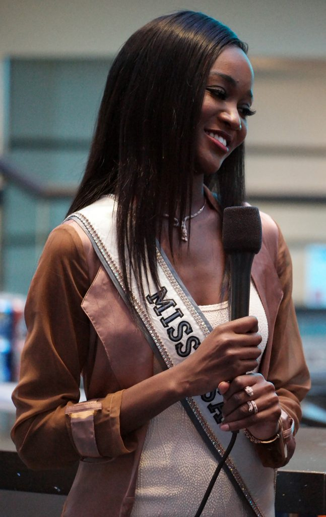 Carnival-Vista-NYC-Welcome-Party-Deshauna-Barber-Miss-USA