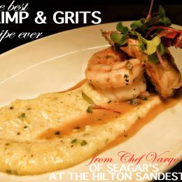 The Best Shrimp and Grits Recipe Ever