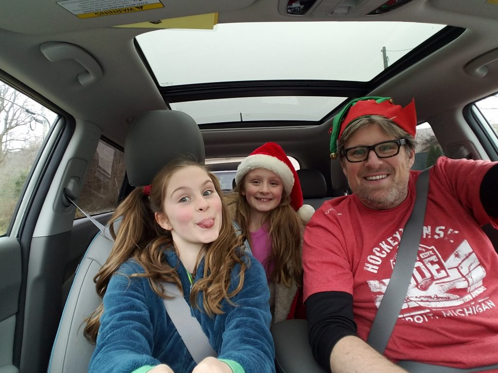 Kia Soul EV Christmas Shopping Video