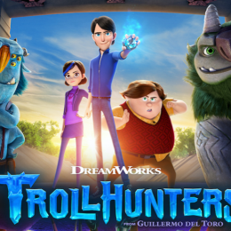 Guillermo del Toro's Trollhunters Is A Boredom Buster Holiday Gift from Netflix