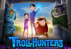 Trollhunters Netflix
