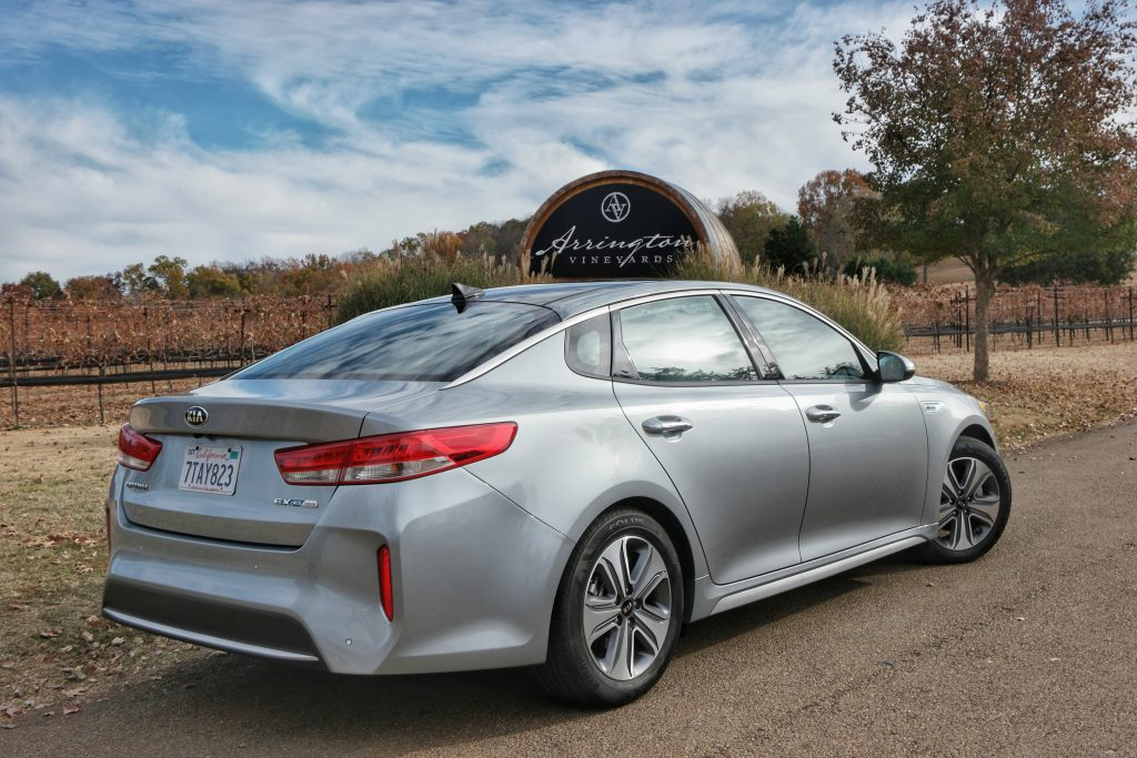 nashville-music-city-Kia Optima Hybrid Arrington Vineyards Tour