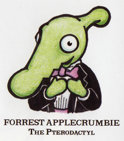 Forest Applecrumbie