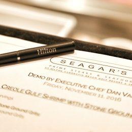 The Mighty Pen Hilton Sandestin Florida — A Slim Pen For A Mighty Resort