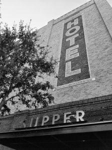 Hotel Emma San Antonio The Mighty Pen supper