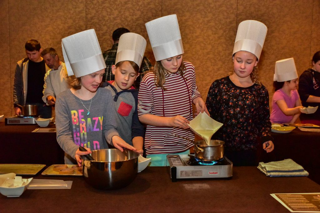 Kia Sorento Family Baking