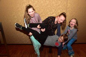 Kia Sorento Family Playtime