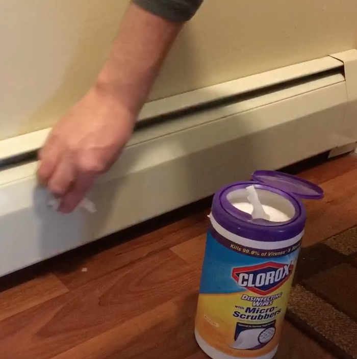 Spring Cleaning with Clorox