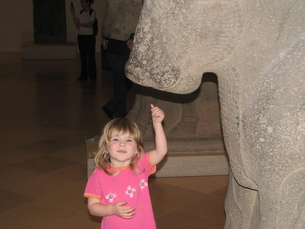 How To Enjoy The Louvre with kids